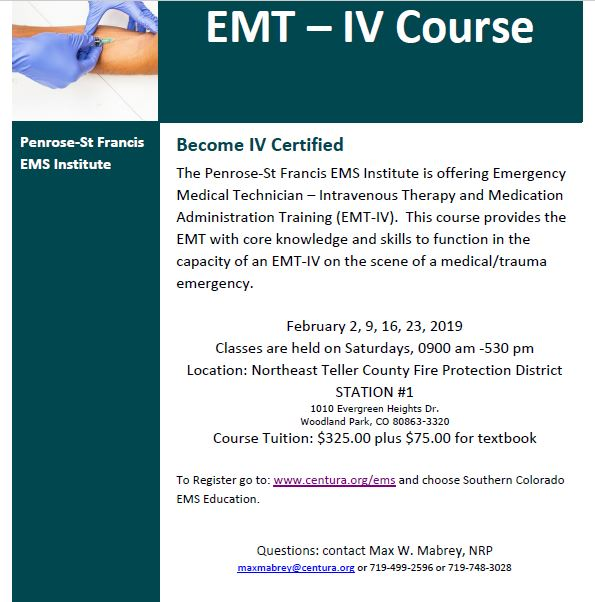 EMT IV Course Icon link