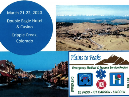 2020 Plains to Peaks ALS Conference